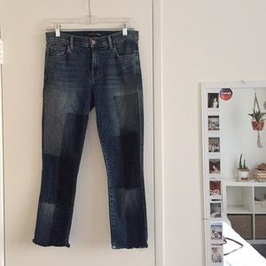 J Brand for Theory Skinny Jeans